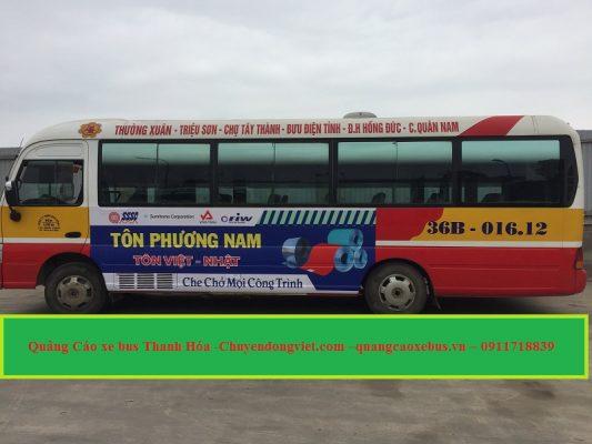 Xe Bus Thanh Hóa