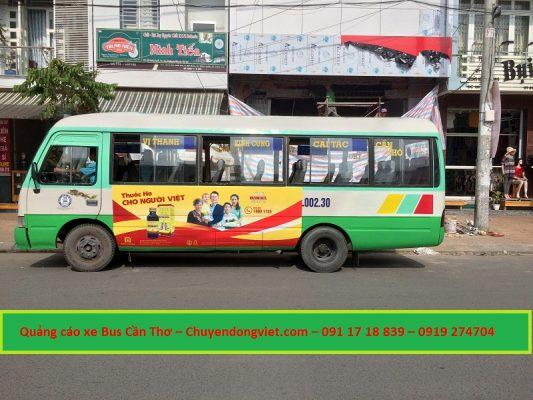 Xe bus Cần Thơ
