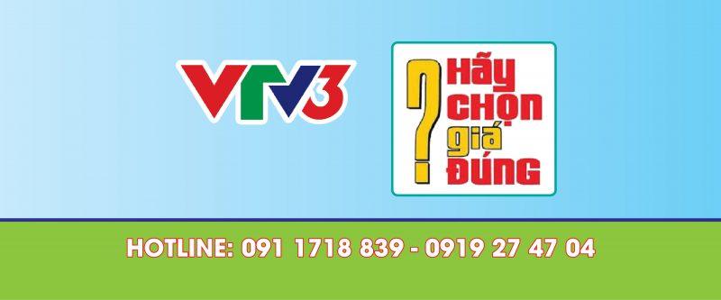 Chương trình Hãy Chọn Giá Đúng VTV3