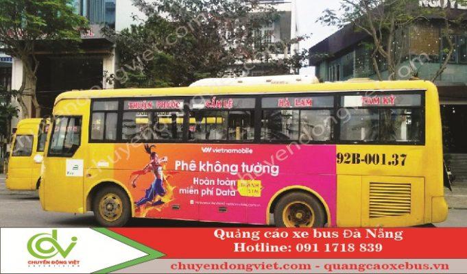 Quảng cáo xe buýt Đà NẵngQuảng cáo xe buýt Đà Nẵng