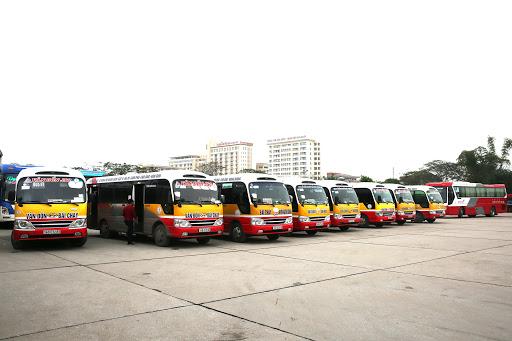 xe bus quảng ninh